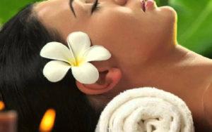 Clean, licensed massage room